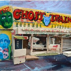 Ghost Train Clacton 2004